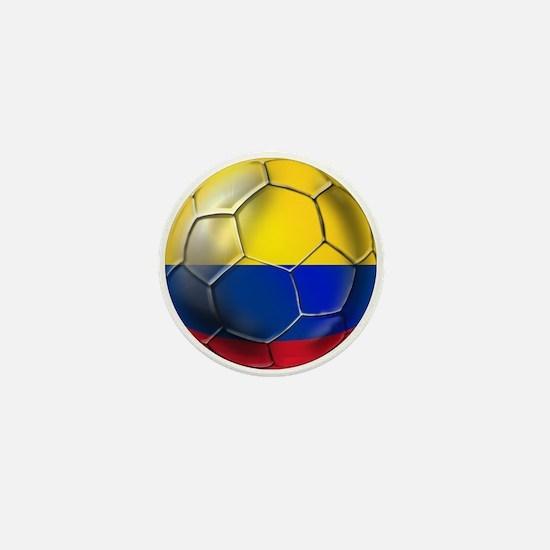 Colombian Soccer Futbol Mini Button