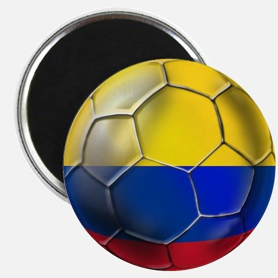 Colombian Soccer Futbol Magnet