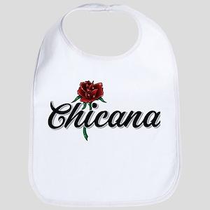 Chicana Baby Bib
