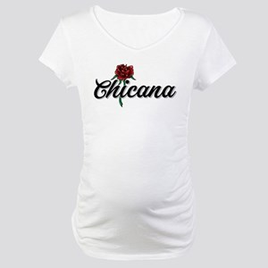 Chicana Maternity T-Shirt