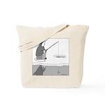 Ice Fishing Tote Bag