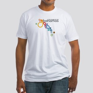 The Island of The Bahamas Fitted T-Shirt