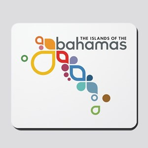 The Island of The Bahamas Mousepad