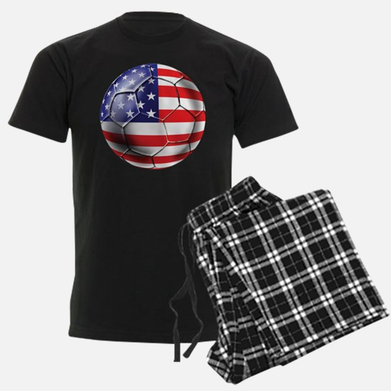 U.S. Soccer Ball pajamas