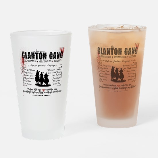 Blood Meridian Drinking Glass