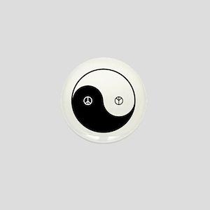 Yin-Yan CND Mini Button
