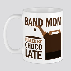 Band Mom Chocolate Funny Mug