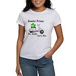 Scooter Frog Women's T-Shirt