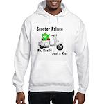 Scooter Frog Hooded Sweatshirt