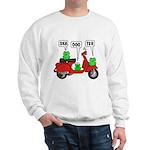 Scooter Frog Sweatshirt