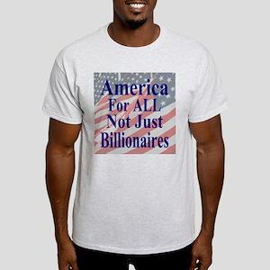 America For ALL Light T-Shirt