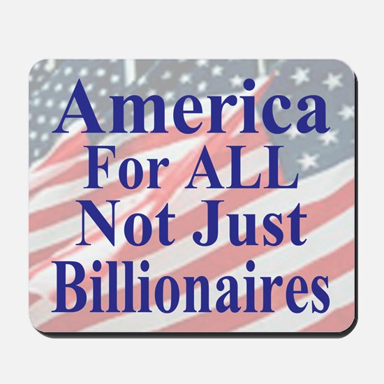 America For ALL Mousepad