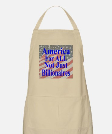 America For ALL Apron