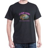 Catalina island Mens Classic Dark T-Shirts