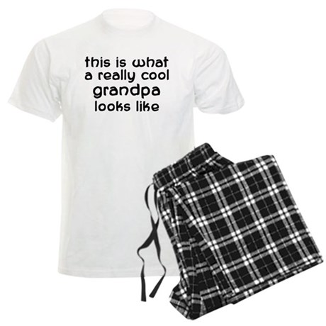 Cool Grandpa Men's Light Pajamas