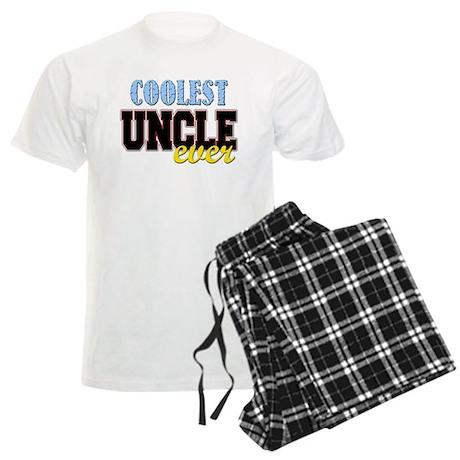 Coolest Uncle Men's Light Pajamas
