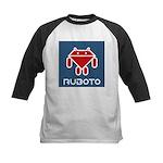 Ruboto Kids Baseball Jersey