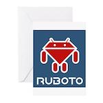 Ruboto Greeting Cards (Pk of 20)