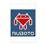 Ruboto Mini Poster Print