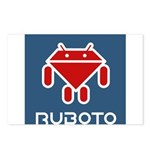 Ruboto Postcards (Package of 8)