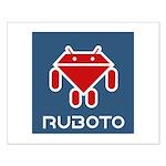 Ruboto Small Poster