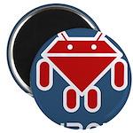 "Ruboto 2.25"" Magnet (100 pack)"