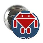 """Ruboto 2.25"""" Button (10 pack)"""