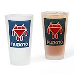 Ruboto Pint Glass