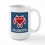 Ruboto Large Mug