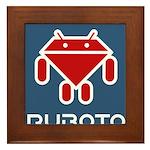 Ruboto Framed Tile