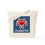 Ruboto Tote Bag