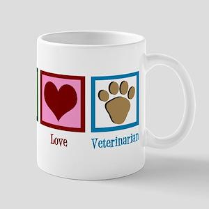 Cute Veterinarian Mug