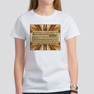 Quotes about Books Women's T-Shirt