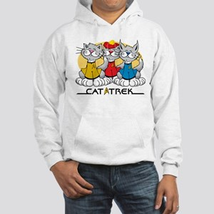 Cat Trek Hooded Sweatshirt