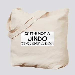 If it's not a Jindo Tote Bag