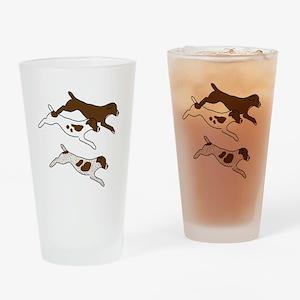 Three GSPs Drinking Glass