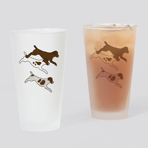 Three GSPs Drinking Glass