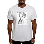 Iowa City Bass Day Light T-Shirt