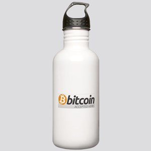Bitcoins-7 Stainless Water Bottle 1.0L