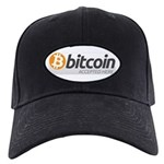 Bitcoins-7 Black Cap