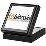 Bitcoins-7 Keepsake Box