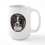 Tam's Tri Large Mug