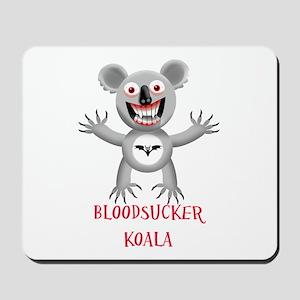 Bloodsucker Koala Mousepad