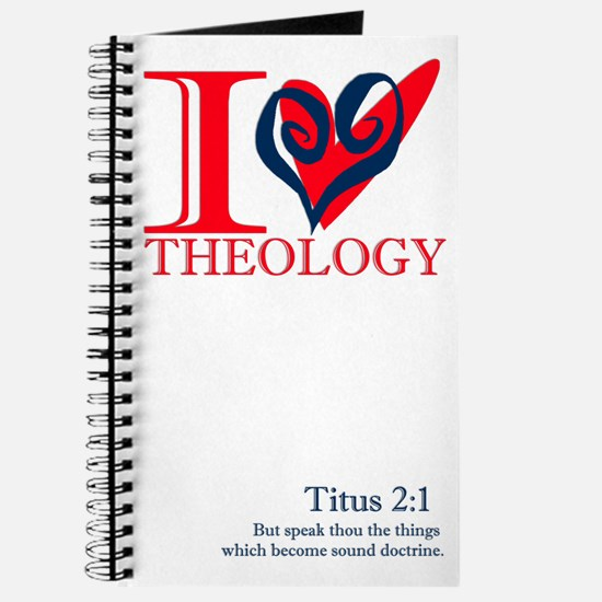 I Love Theology - Journal
