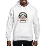 US Marijuana Party Hooded Sweatshirt