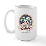 US Marijuana Party Large Mug