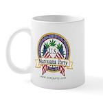 US Marijuana Party Mug