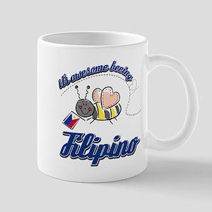 Awesome Being Philipino Mug