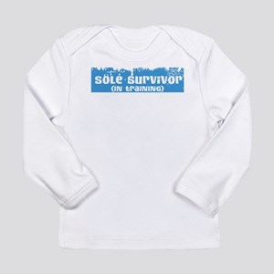 Sole Survivor (in training) Long Sleeve Infant T-S