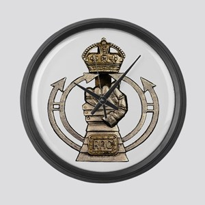 Royal Armoured Corps Large Wall Clock